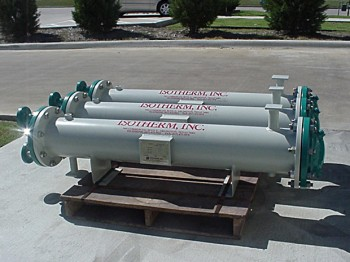 High Efficiency Shell-Tube Condensers - ZC Series