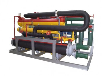 Compact Ultra Low Charge SX-Series Chiller Package