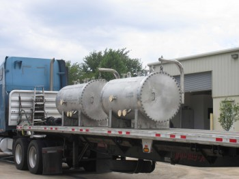 Stainless Steel Third/Fourth Stage Lube Oil Vessels